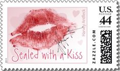 Say it on a postage stamp