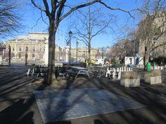 Parque Público com Jogos de Xadrez, Suiça Geneve Mariana Magalhães TP2