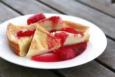 Kaiserschmarrn, or Emperor's Pancakes, a traditional Austrian dessert... a great breakfast food