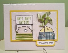 Klompen Stampers (Stampin' Up! Demonstrator Jackie Bolhuis): Did You See These????