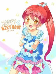 Happy birthday Mikan!!