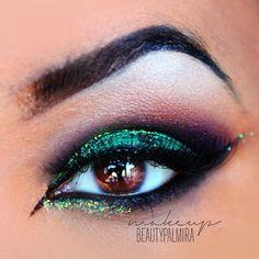 beautypalmira- Emerald look!