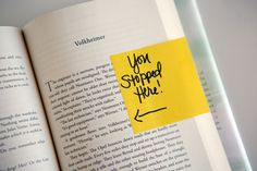 eighteen25: Five Ways We Love To Use Post-it® Notes