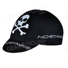 Custom Cycling Gear 2011 Northwave Skull Cycling Cap hat