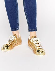 Who wouldn't want all gold superstars? : http://asos.do/nmAWBE