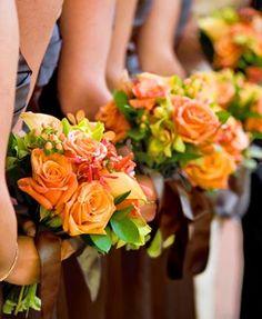 My Photo Album Wedding Ceremony Photos on WeddingWire  (great bouquet shots)