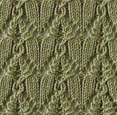 Lace Knitting Patterns, Knitting Wool, Knitting Charts, Lace Patterns, Knitting For Kids, Easy Knitting, Knitting Socks, Knitting Stitches, Stitch Patterns