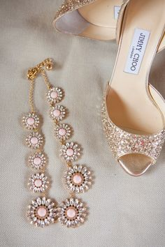 Only with my Stuart Weitzman pumps and Vendome vintage necklace