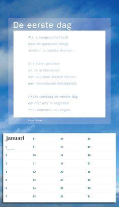 Mooie kalender van Plint