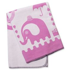 Gifts by Recipient - Pink Junior Animal Blanket