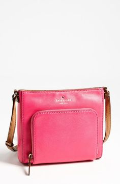 Pink crossbody, 50% off at last chance with broken strap easily repaired.