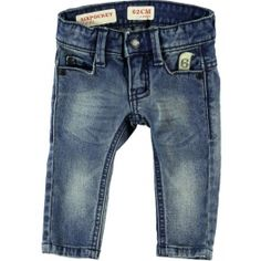 Imps&Elfs old indigo slim jeans