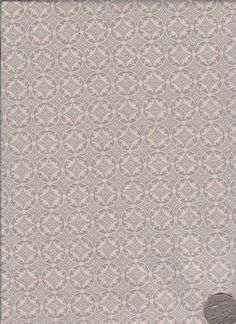 "Circles Grey  ""Mosaic Bloom"" designed by Rosalie Dekker."
