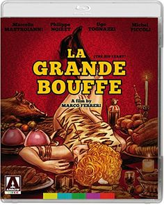 La Grande Bouffe - Blu-Ray/DVD (Arrow Region A/1) Release Date: August 18, 2015 (Amazon U.S.)