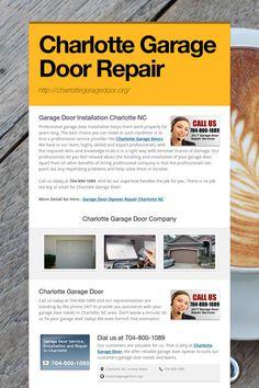 Charlotte Garage Door Repair