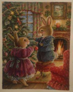 Мобильный LiveInternet Сказочные кролики от Susan Wheeler | Фуня_это_Я - Дневник Фуня_это_Я |