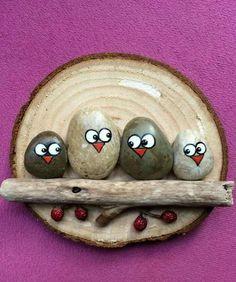 Pocket: Donnez vie à des galets en les peignant et réalisez de jolis objets décoratifs!