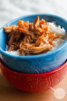 Apricot Chicken: Best Crockpot Chicken Recipe