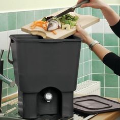 Best Composters Indoor & Outdoor: DIY, NatureMill, Kitchen Composter by Eco-Outfitter - $54.99 Worms, Bokashi & 4 More — Maxwell's Annual Guide 2015