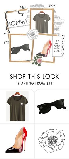 """""""Untitled #33"""" by jana-vodazatebe ❤ liked on Polyvore featuring Ray-Ban and Laura Cole"""
