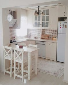 36 Inventive Ideas For Your Small Galley Kitchen Small Kitchen