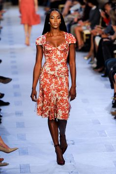 Fashion Show: Zac Posen Spring /Summer 2013 | Неделя Моды в Нью-Йорке 2012