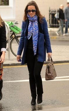pippa in blue