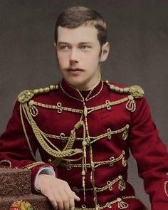 Tsar Nicholas II of Russia. Anastasia Romanov, Zar Nikolaus Ii, Tsar Nicolas, House Of Romanov, Alexandra Feodorovna, Imperial Russia, Kaiser, Christen, Madame