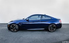 #BMW #F82 #M4 #Coupe #Dark #Blue #Eyes #Provocative