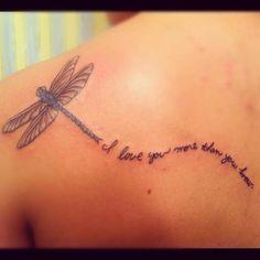 Dragonfly tattoo on wrist - 50 Dragonfly Tattoos for Women ♥ ♥ # Tattoo Designs Tattoo Guide, 42 Tattoo, Back Tattoo, Body Art Tattoos, New Tattoos, Dragon Tattoos, Epic Tattoo, Heart Tattoos, Girly Tattoos