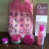 Cream Qweena Normal dari produk qweena sckin care yang bermanfaat untuk mengatasi berbagai masalah pada kulit,
