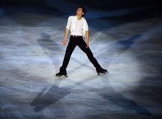 Takahiko Kozuka Photo - Trophee Eric Bompard ISU Grand Prix of Figure Skating 2010 - Day Three