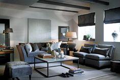 Interior Design Living Room Spaces By Slettvoll Living Room Lounge, Interior Design Living Room, Living Room Designs, Living Spaces, Interior Minimalista, Lobby Interior, Gray Interior, Grey Room, Minimalist Interior