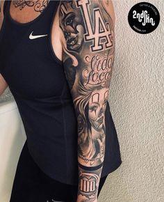 Side Hip Tattoos, Forearm Tattoos, Sexy Tattoos, Life Tattoos, Tattoos For Women, Tattoos For Guys, Cool Tattoos, Japanese Tattoos For Men, Skull Girl Tattoo