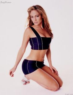 """The hottest Jennifer Lopez photos, all of the singer and actress we all know as J. Lo and """"Jenny from the block"""". Fans will also enjoy pictures of young Jennifer Lopez and sexy bikini pics of J. Lo. The sexy singer got her start on Fox's In Living Color as one of the dancing """"..."""