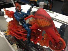 Toy Biz Marvel Legends Ghost Rider