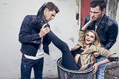 La moda de Pepe Jeans es muy divertida y rompedora con diseños londinenses.  #Pepe #Jenas #London #moda #mujer #hombre #estilo