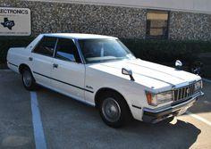 1982 Toyota Crown Super Saloon