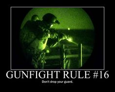 Rule #16