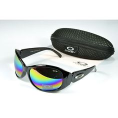 Oakley Women S Sunglasses Blue-Pink-Yellow Iridium Black Frames-20739  Fashion Tips, a60154251228