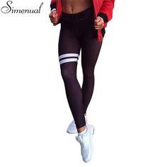 Apex activewear striped leggings
