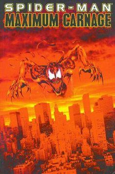 Spider-Man: Maximum Carnage by Tom Defalco http://www.amazon.com/dp/0785109870/ref=cm_sw_r_pi_dp_IFKzvb02EF5X9