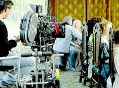 """directing Kate Winslet in """"A Little Chaos"""""""