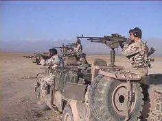 Australian Special Forces the SASR