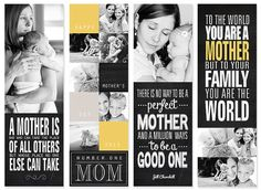Looking for a unique, personalized gift for Mom this Mother's Day? These personalized photo bookmarks are sure to put a smile on Mom's face! Keep reading to find