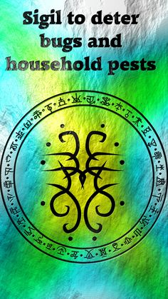 Witchcraft Spell Books, Wiccan Spell Book, Wiccan Symbols, Magic Symbols, Sigil Magic, Magic Spells, Wolf Pack Quotes, Protection Symbols, Household Pests