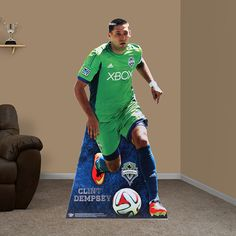 b14274ea4 Clint Dempsey Life-Size Stand Out Clint Dempsey
