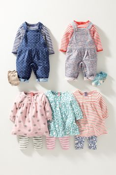 Baby Boden wrap up newborns and toddlers in the softest designs with aww-worthy machine washable details.