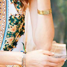 73e67af0b59 Consulta esta foto de Instagram de @mantraband • 1,636 Me gusta Mantraband  Bracelets, Sparkle