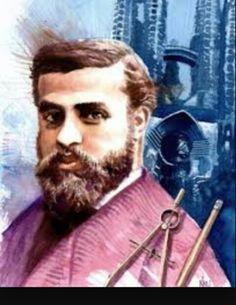 """""""Para hacer las cosas bien es necesario: primero, el amor, segundo, la técnica."""" Frase de Gaudí"""